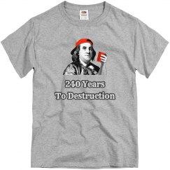Ben Franklin Cheers