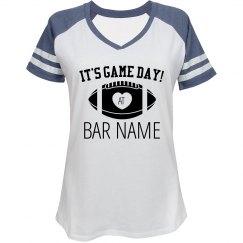 Bar Game Day Design
