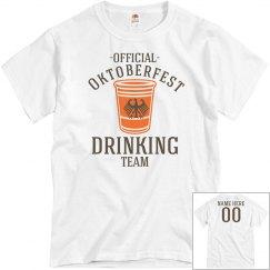 Drinking Team Oktoberfest