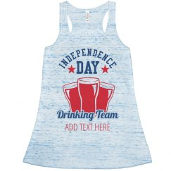 Independence Day Drinking Team