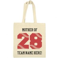 Baseball Mom Bag