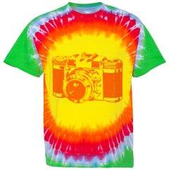 Hipster Camera T-shirt
