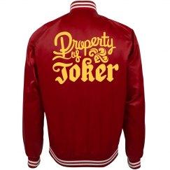 Property of Joker Quinn Jacket