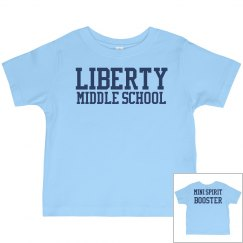 Liberty M.S. Mini Spirit Booster!
