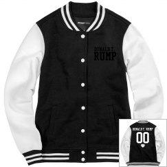 T Rump, Varsity Jacket