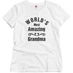 Amazing Grandma