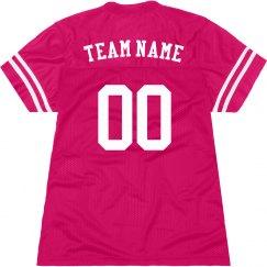 Custom Team Sporty Mesh Jersey