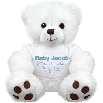 Baby Jacob Bear