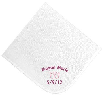 Baby Megan Blanket