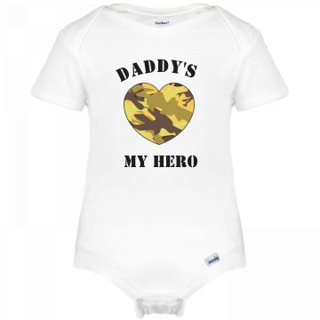 Baby's Army Onesie