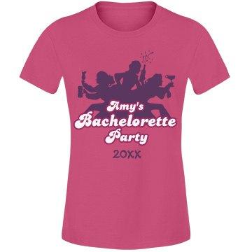 Bachelorette Party Amy