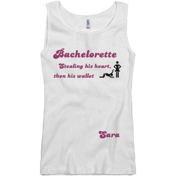 Bachelorette Sara