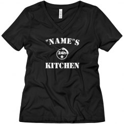 Customize kitchen tee