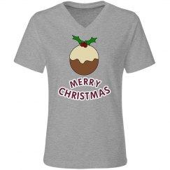 Merry Christmas Pudding