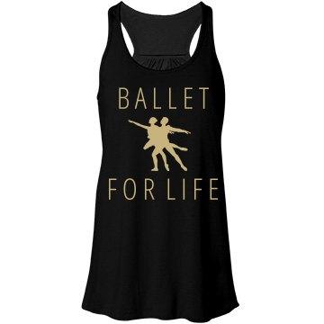 Ballet For Life Tank