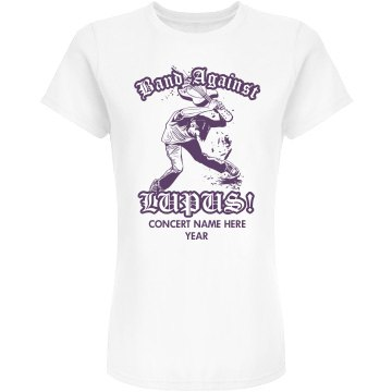 Band Against Lupus