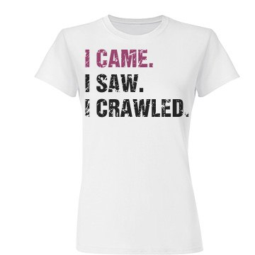 Bar Crawl Distressed