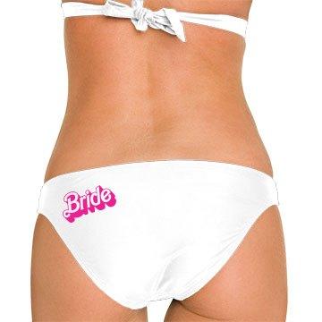 Barbie Bride bottom