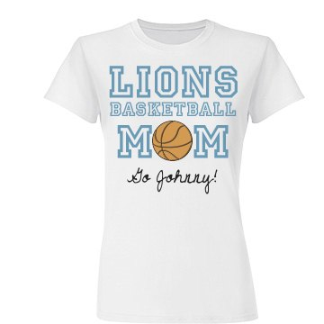 Basketball Mom Tee