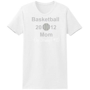 Basketball Mom Tee