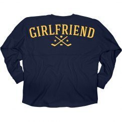 Proud Hockey Team Girlfriend