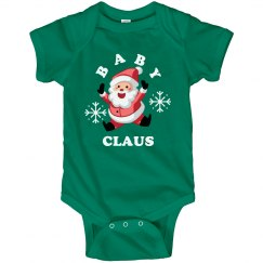 Baby Claus 1st Christmas