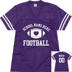 Best Selling Football Mom Jersey
