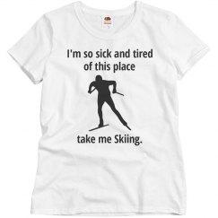 Take me skiing