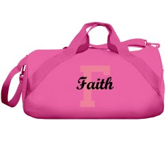 Faith bag