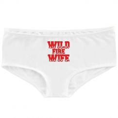 Wild Fire Wife Boy Shorts
