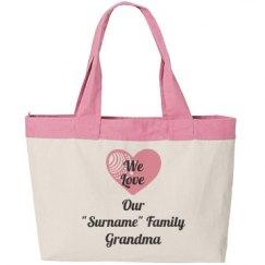 We love grandma