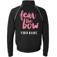 Fear The Bow Cheer Jacket