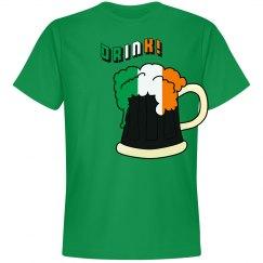 Irish Boozer Tee Shirt
