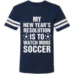 Soccer Resolution