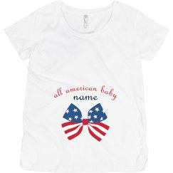 All American Baby Custom July 4th