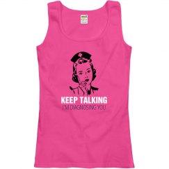 Keep On Talking