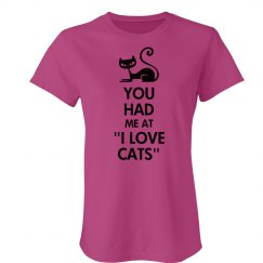 You Had Me At Cats
