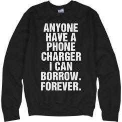 Borrow A Phone Charger