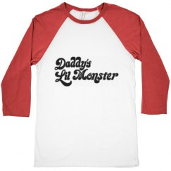 Daddy's Lil Monster Shirt