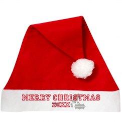 Custom Christmas Hat