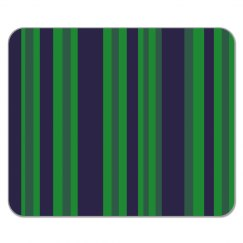 Classic Blue Green Stripes