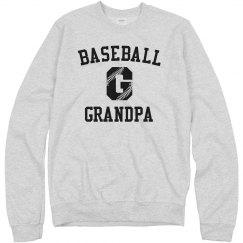 Baseball grandpa