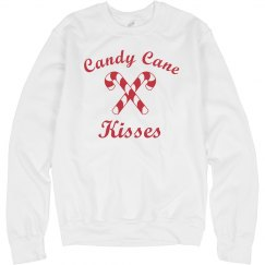 Candy Cane Kisses
