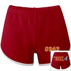Bahamian gyal shorts