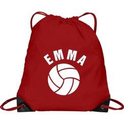 Emma volleyball bag