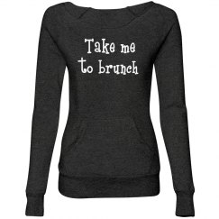 Take me to brunch long sleeve