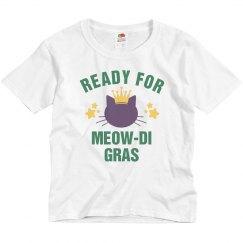 Totally Ready For Meow-di Gras