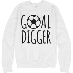 Goal Digger Soccer Girl