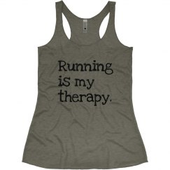 Running Therapy - Neon