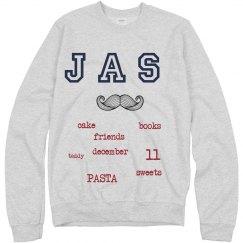 JAS sweater